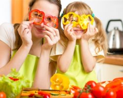 Conferenza sull'alimentazione infantile