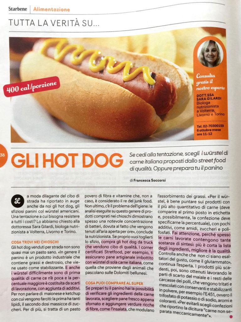 Gli Hot Dog – Starbene